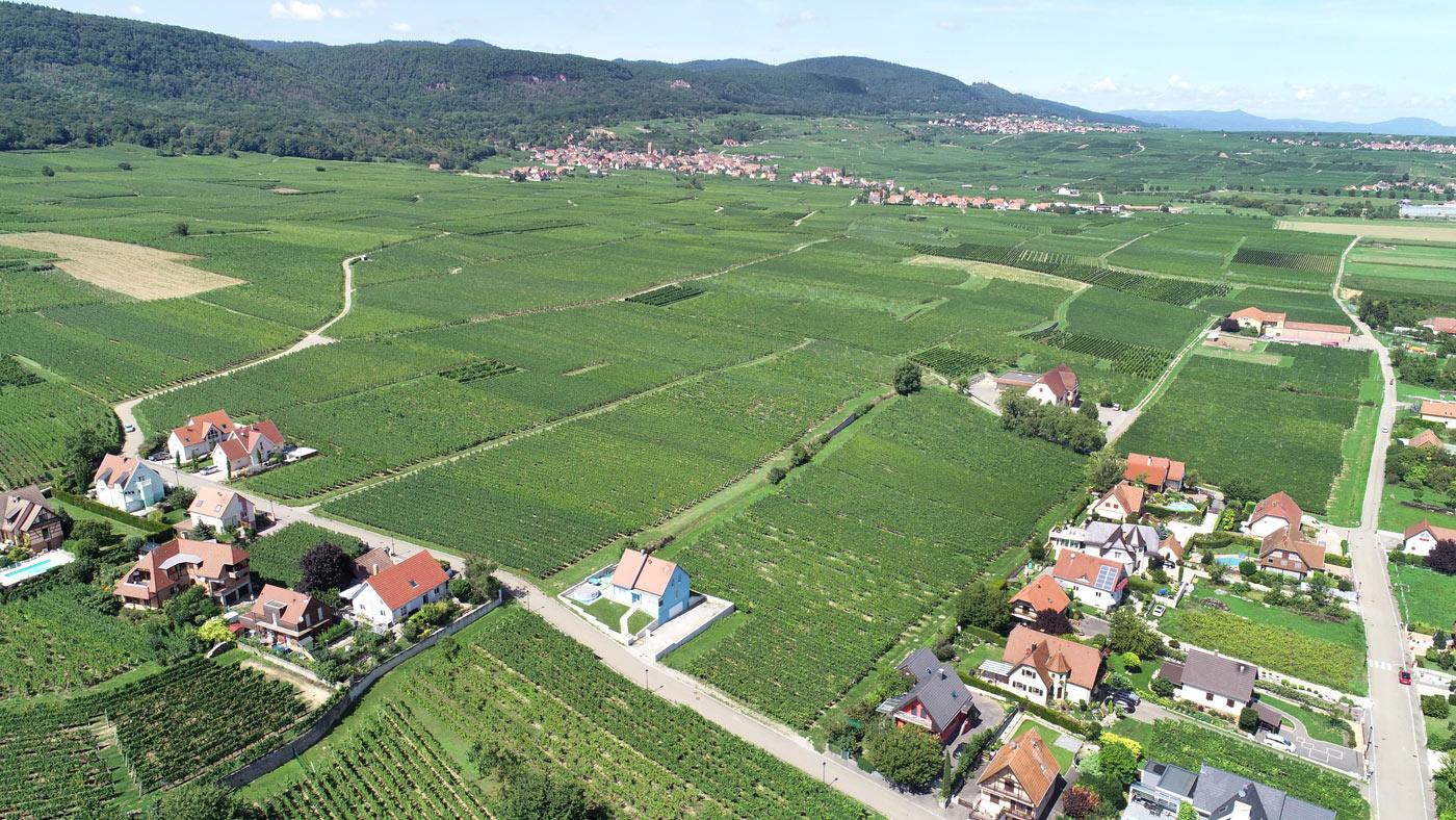 Terrain à bâtir Pfaffenheim Alsaterre