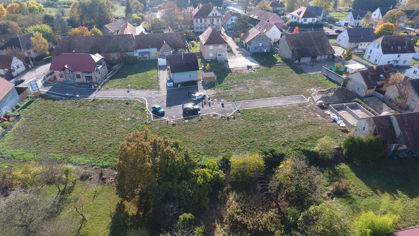 Lotissement Volgelsheim Alsaterre