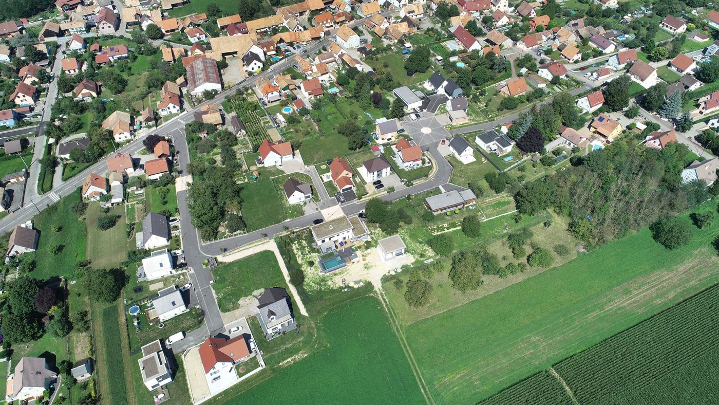 Lotissement Merxheim Alsaterre