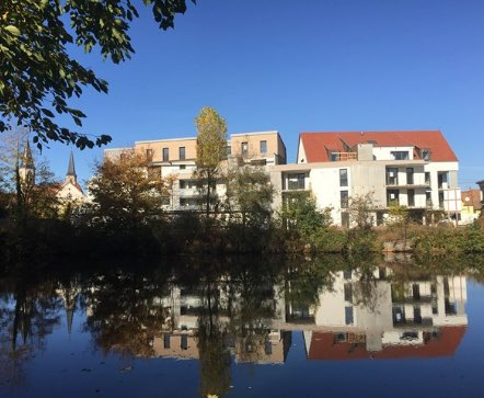 Benfeld résidence réalisation Alsaterre